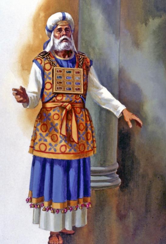 Comparison Between Jesus & Aaron  مقارنه بين المسيح و هارون الكاهن