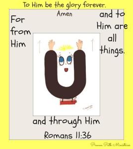 Romans 11-36