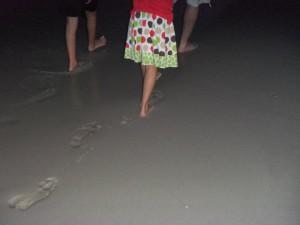 footsteps 1