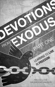 Devotions from Exodus Cover