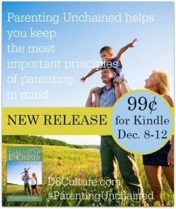 99 Parenting Unchained