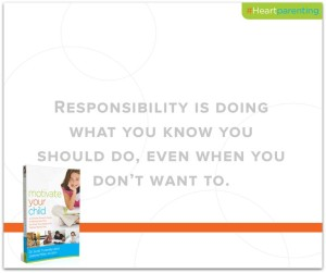 Motivate Responsibility